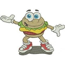 Hambúrguer 02 - Médio