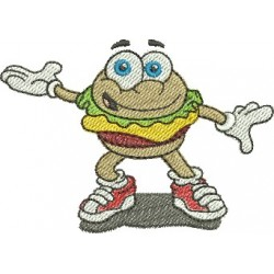 Hambúrguer 02 - Pequeno