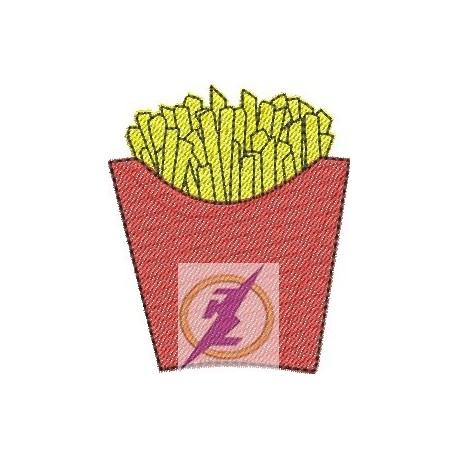 Batata Frita 01