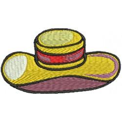 Chapéu Amarelo 02