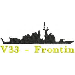 CorvetasV33 - Frontin