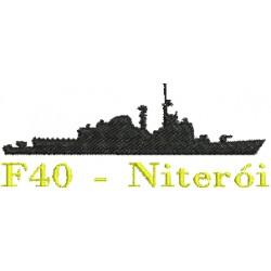 Fragata f40 Niterói
