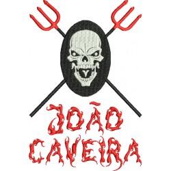 Exú João Caveira - Três Tamanhos
