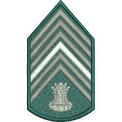 Divisa 1º Sargento Engenharia Com Fundo