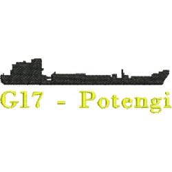 Navio de Apoio Logístico Fluvial G17 - Potengi