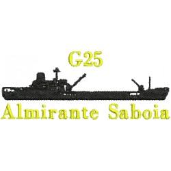 Navio de Desembarque de Carros de Combate G25 - Almirante Saboia