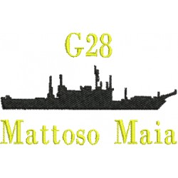 Navio de Desembarque de Carros de Combate Classe Mattoso Maia G28 - Mattoso Maia
