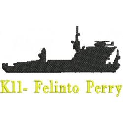 Navio de Socorro Submarino K11- Felinto Perry