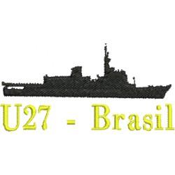 Navio - Escola U27 - Brasil