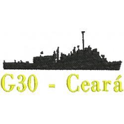 Navios de Desembarque - Doca G30 - Ceará