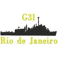 Navios de Desembarque-Doca G31 - Rio de Janeiro