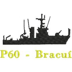 Navios - Patrulha (Classe Bracuí) P60 - Bracuí