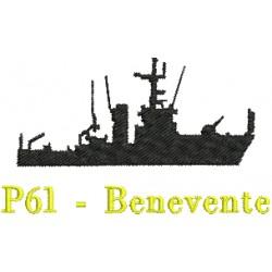 Navios - Patrulha (Classe Bracuí) P61 - Benevente