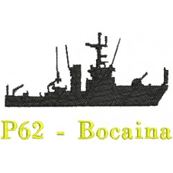 Navios-Patrulha (Classe Bracuí) P62 - Bocaina