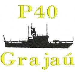 Navios-Patrulha (Classe Grajaú) P40 - Grajaú