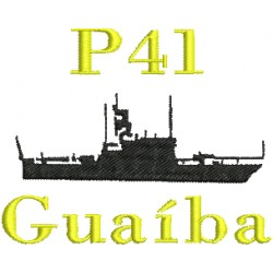 Navios-Patrulha (Classe Grajaú) P41 - Guaíba