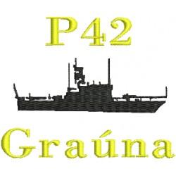 Navios-Patrulha (Classe Grajaú) P42 - Graúna