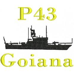 Navios-Patrulha (Classe Grajaú) P43 - Goiana