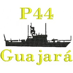 Navios-Patrulha (Classe Grajaú) P44 - Guajará