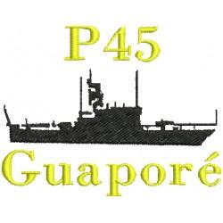 Navios-Patrulha (Classe Grajaú) P45 - Guaporé