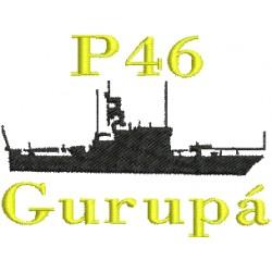Navios-Patrulha (Classe Grajaú) P46 - Gurupá