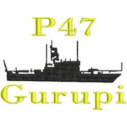 Navios-Patrulha (Classe Grajaú) P47 - Gurupi