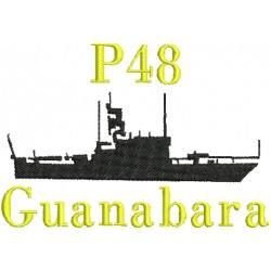 Navios-Patrulha (Classe Grajaú) P48 - Guanabara