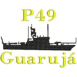 Navios-Patrulha (Classe Grajaú) P49 - Guarujá