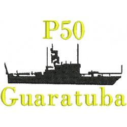 Navios-Patrulha (Classe Grajaú) P50 - Guaratuba