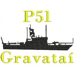 Navios-Patrulha (Classe Grajaú) P51 - Gravataí