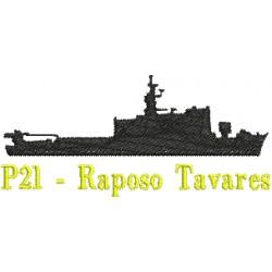 Navios-Patrulha Fluvial (Classe Pedro Teixeira) P21 - Raposo Tavares