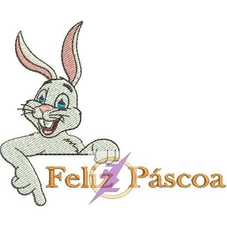 Feliz Páscoa 02 - Médio