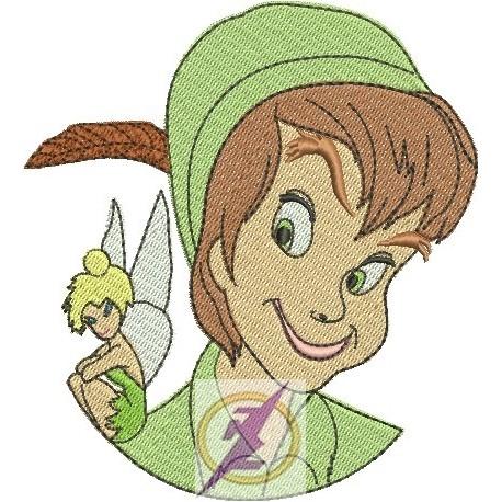 Peter Pan 01 - Médio