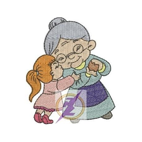 Vovó e Netinha