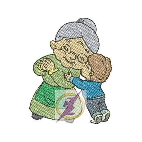 Vovô e Netinho
