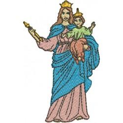 Nossa Senhora Auxiliadora 01 - Três Tamanhos