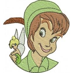 Peter Pan 01 - Pequeno