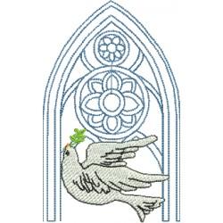 Altar e Pomba