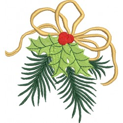 Enfeite de Natal 09 - Médio