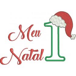 Meu 1° Natal 02 - Grande