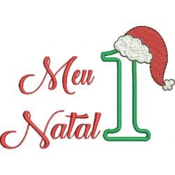 Meu 1° Natal 02 - Médio