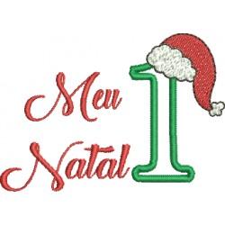 Meu 1° Natal 02 - Pequeno
