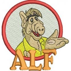 ALF - O Eteimoso 00 - Três Tamanhos
