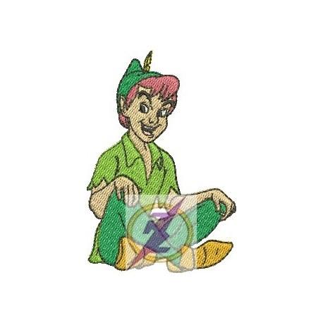 Peter Pan 02 - Pequeno