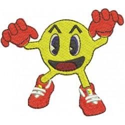 Pac-Man 01 - Três Tamanhos