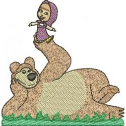 Masha e o Urso 12