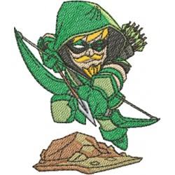 Arqueiro Verde 00