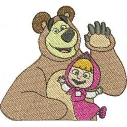 Masha e o Urso 09