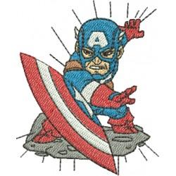 Capitão América 02