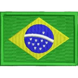 Bandeira do Brasil em 03 Tamanhos